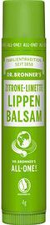 Dr. Bronner's All-One Lippenbalsam Zitrone-Limette (4 g)