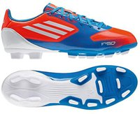 Adidas F5 TRX FG infrared/bright blue/running white