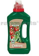 Chrysal Bio Dünger für Tomaten und Kräuter 500 ml