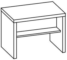 Artiqua  Sitzbank (77.1-SB01-60)