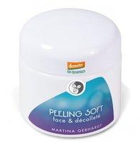 Martina Gebhardt Peeling Soft Face & Décolleté (100 g)