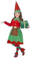 Smiffys Kostüm Santa's Little Helper