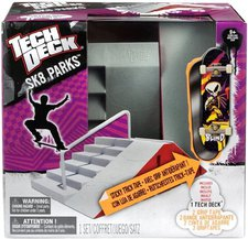 Spin Master Tech Deck - New Sk8 Park (6015898)