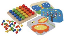 Plan Toys Kreative Steckplatte (5162)