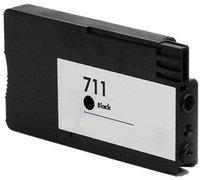 Hewlett Packard HP Nr. 711 (CZ129A) schwarz