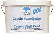 Leinos Casein-Wandfarbe 640 10 kg