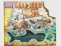 Mega Bloks Pirates - Shark Escape (3692)