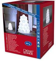 Konstsmide LED Acryl-Schneeballturm (6164-203)