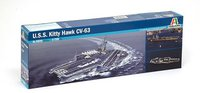 Italeri USS Kitty Hawk CV-63 (5522)