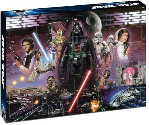 Universal Trends Star Wars Adventskalender 2011
