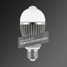 in-akustik LED 7W E27 Warmweiß Bewegungsmelder (0016703)