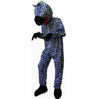 Zebra Karnevalskostüm