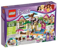 LEGO Friends - Großes Schwimmbad (41008)