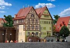 """Kibri Häuser auf der Mauer  """"Schwäbisch Hall """" (7110)"""