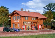 Kibri Bahnhof Solis (9372)