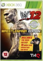WWE '12 - Wrestlemania Edition (Xbox 360)