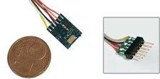 ESU LokPilot micro V4.0 DCC 6-pol. NEM 651 (54684)