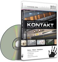 DVD Lernkurs Hands on Kontakt (Mac) (DE)