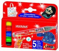 Javana Texi Mäx Glitter 5er Set (92650)