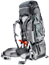 Deuter Aircontact Pro 60+15 ocean-anthracite