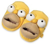United Labels Homer Simpson 3-D-Slipper
