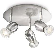 Philips MyLiving 3er-Spot GU10 (55693/17/16)