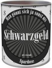 ars vivendi Spardose Schwarzgeld