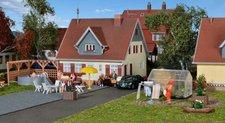 """Kibri Ausgestaltungsset  """"Rund ums Haus """" (38100)"""