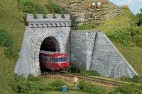 Auhagen Tunnelportale eingleisig (11342)