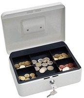 Wedo Geldkassette Gr. 3,weiß (145 300X)