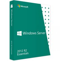 Microsoft Windows Server 2012 Essentials OEM/ROK (1-2 CPU) (EN)