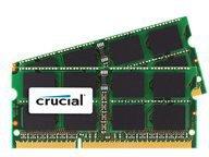 Crucial 16GB Kit SO-DIMM DDR3 PC3-10600 CL9 (CT2C8G3S1339MCEU)