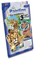Royal & Langnickel Malen nach Zahlen - Raubkatzen