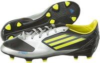 Adidas F30 TRX FG J black/metallic silver/lab lime