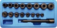 BGS Technic Kupplungs-Zentriersatz 17tlg