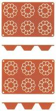 Contacto Briochette Silikon-Backmatte 3,7 x 7,9 cm