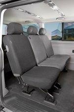 Race Lissabon Sitzbezug für VW T5 Einzelsitz (hinten)