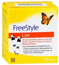 Diaprax Freestyle Lite Teststreifen (50 Stk.)