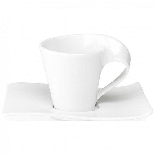 Villeroy & Boch NewWave Kaffeetasse 2 teilig