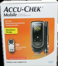 Accu-Chek Mobile Set III mmol/l