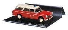 Majorette Peugeot 404 Break Feuerwehr 1964