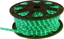 Scharnberger Hasenbe Lichtschlauch 9m 230V grün 150W