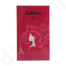 Parfums Grès Cabotine Geschenkset (EDT 100ml + BL 200ml)