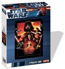 Lupu Star Wars Villains (500 Teile)
