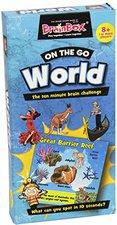Green Board Games BrainBox - The World