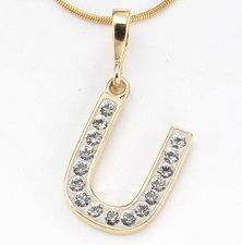 Evoke Gold'n'Ice Buchstabenkette U (500340982U)