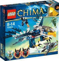 LEGO Legends of Chima - Eris Adlerjäger (70003)