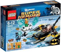 LEGO Arctic Batman vs. Mr. Freeze: Aquaman on Ice (76000)