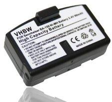 Wentronic 78617 Audio Akku Ersatz für Sennheiser BA150, BA151, BA152