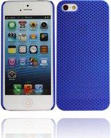 TWINS Perforated Blau (iPhone 5)